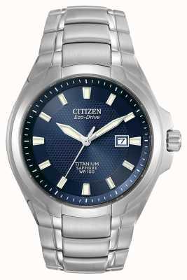 Citizen Titânio para homens BM7170-53L