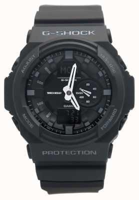 Casio Cronógrafo preto para homens g-shock GA-150-1AER