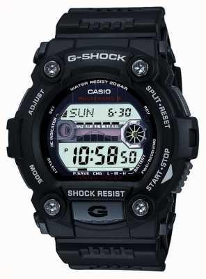 Casio Cronógrafo digital masculino G-shock preto GW-7900-1ER