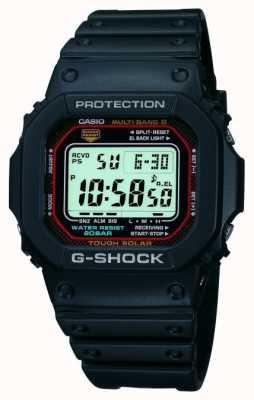 Casio Cronógrafo de alarme digital para homens g-shock GW-M5610-1ER