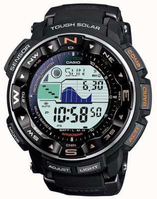 Casio Gent's pro-trek rádio controlado relógio PRW-2500-1ER