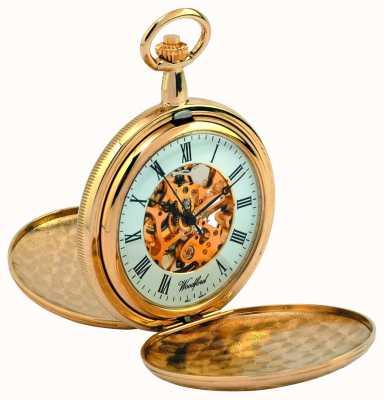 Woodford Relógio de bolso completo do caçador 1038