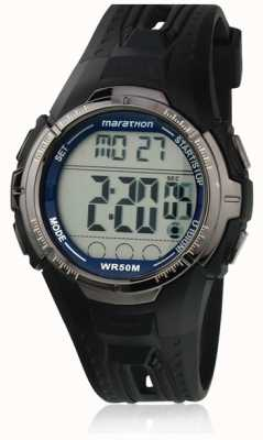 Timex Ironman marathon grey watch T5K359