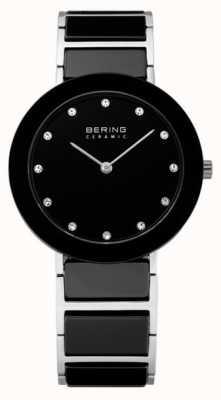 Bering Relógio de designer de cerâmica de cerâmica 11435-749