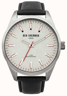 Ben Sherman Relógio de homem de Londres WB007S