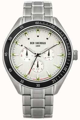 Ben Sherman Relógio de homem de Londres WB011SM
