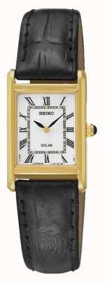Seiko Relógio de energia solar para mulheres SUP250P1