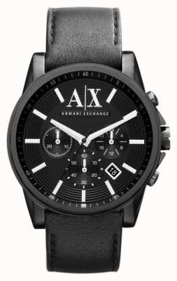 Armani Exchange Relógio cronógrafo de Outerbanks mens AX2098