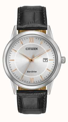 Citizen Mens cinta eco-drive watch AW1236-03A