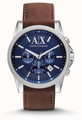 Armani Exchange Relógio cronógrafo de Outerbanks mens AX2501