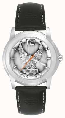 Harley Davidson Relógio de águia negra 76A12