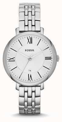 Fossil Aço inoxidável de jacquelina para mulher ES3433