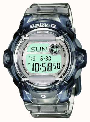 Casio Womens baby-g digital transparente BG-169R-8ER