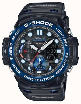 Casio G-shock gulfmaster alarme cronógrafo GN-1000B-1AER
