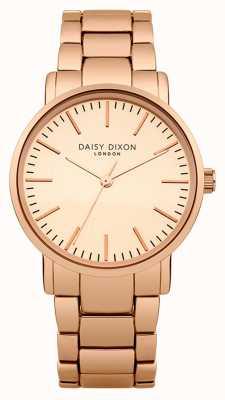 Daisy Dixon Prateleira de ouro rosa de espelho para senhora kate para senhora DD004RGM