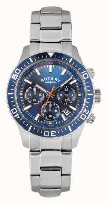 Rotary Gents gerente de marcação azul especial GB00358/05