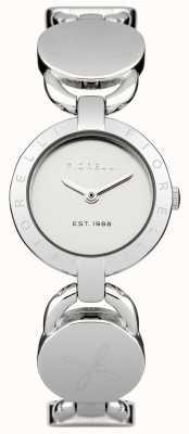 Fiorelli Mostrador prata pulseira de prata das mulheres FO001SM