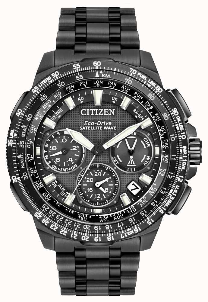 958c5b02738 Citizen Promaster Navihawk Gps Super Titânio Preto CC9025-85E ...