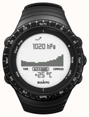 Suunto Core regular black SS014809000