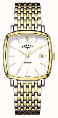 Rotary Mens relojoaria windsor GB05306/01