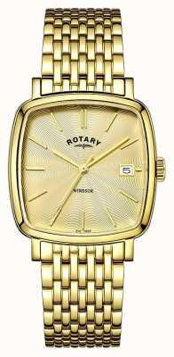 Rotary Pára-brisa de ouro para windsor para homens GB05308/03