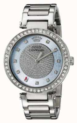 Juicy Couture Almofada de prata para mulheres 1901266