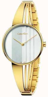 Calvin Klein Dor na moda das mulheres K6S2N516