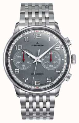 Junghans Cronoscópio de motorista meister 027/3686.44