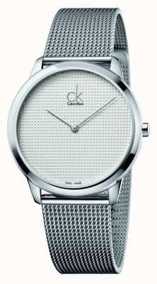 Calvin Klein Mesh unissex minimal K3M2212Y