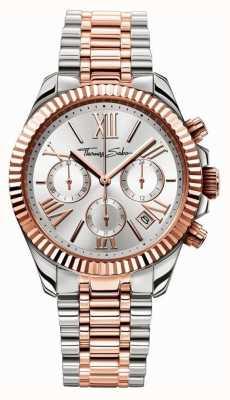 Thomas Sabo Relógio de mulher | crono divino | WA0221-272-201-38