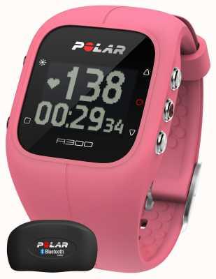 Polar Rastreador de atividade unisex a300 (rosa com hr) 90054243