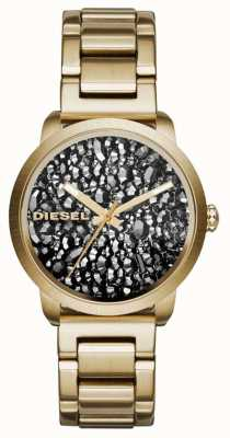 Diesel Bracelete de aço inoxidável em aço inoxidável DZ5521