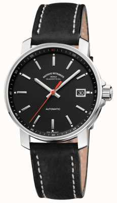 Muhle Glashutte Relógio automático 29er | pulseira de couro preto M1-25-23-LB