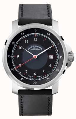 Muhle Glashutte M29 clássico relógio automático M1-25-53-LB