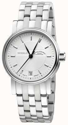 Muhle Glashutte Teutonia ii relógio automático médio M1-30-25-MB
