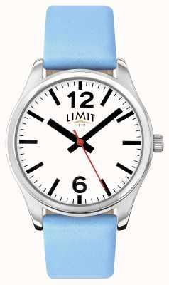 Limit Mostrador branco de pulseira azul para mulher 6182.01