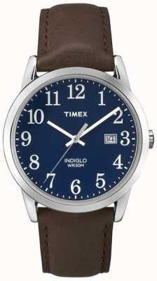 Timex Leitor de discagem fácil para homem TW2P75900