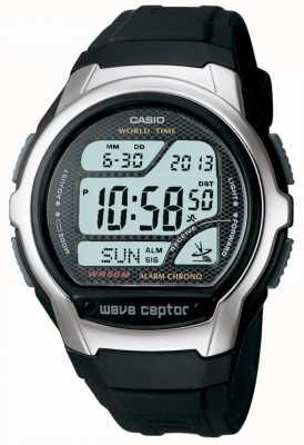 Casio Mens waveceptor rádio controlado alarme WV-58U-1AVES