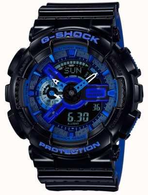 Casio Relógio de pulseira de resina para homem G shock GA-110LPA-1AER