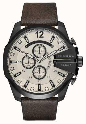 Diesel Relógio chefe mega para homem DZ4422