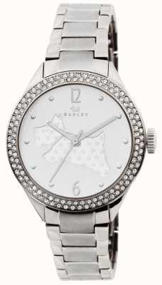 Radley A pulseira de aço inoxidável ao ar livre RY4189