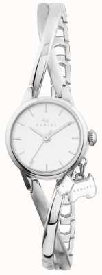 Radley Meia pulseira de aço inoxidável Bayer RY4181