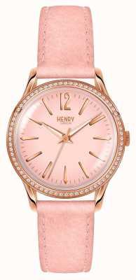 Henry London Conjunto de rosa shoreditch para mulher HL34-SS-0202