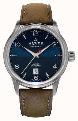 Alpina Alpiner Mens automático azul AL-525N4E6