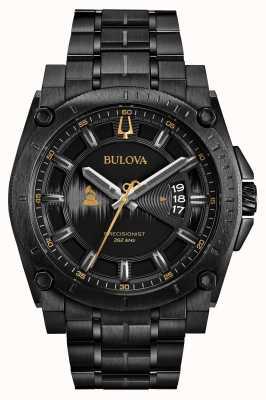 Bulova Edição Especial Grammy Precision Black IP Plated 98B295