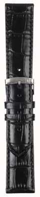 Morellato Correia somente - samba jacaré bezerro preto 18mm A01X2704656019CR18