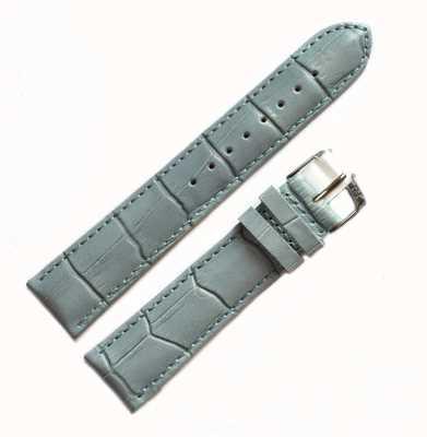 Morellato Apenas pulseira - jacaré samba azul claro 20mm A01X2704656068CR20