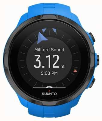 Suunto Esporte espartano (pulso hr) azul SS022663000