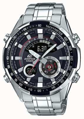 Casio Relógio Edifico com cronógrafo taquímetro ERA-600D-1AVUEF