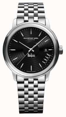 Raymond Weil Maestro beatles relógio automático de edição limitada 2237-ST-BEAT2